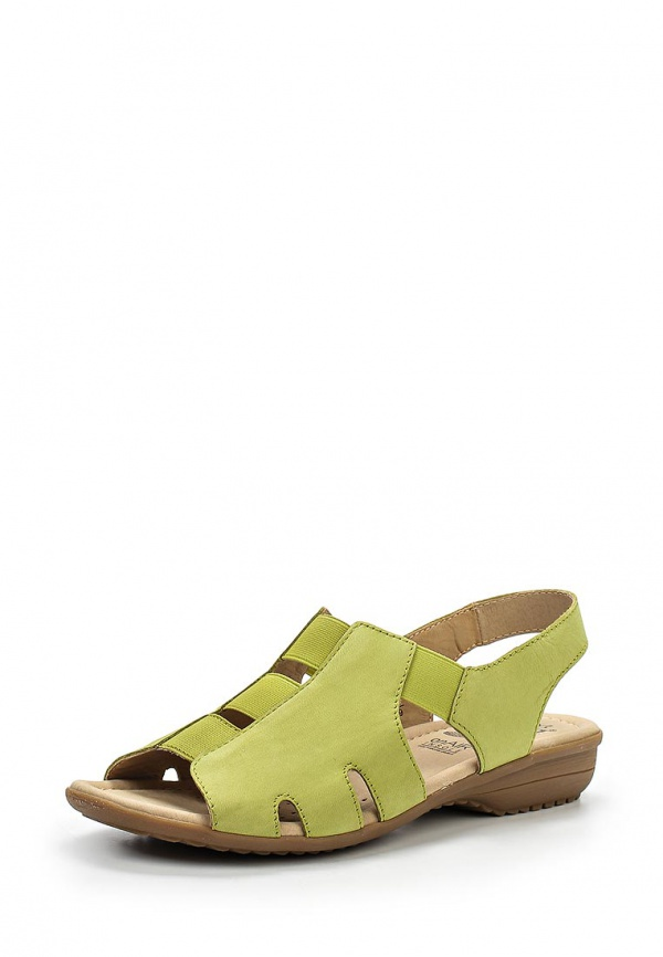 Сандалии Caprice 9-9-28656-24-731 зеленые