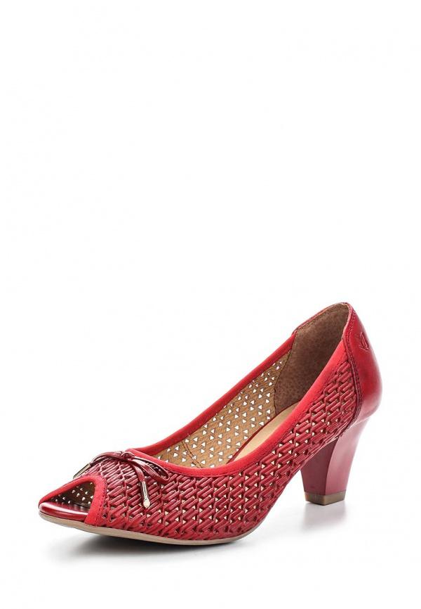 Туфли Caprice 9-9-29301-24-500 красные