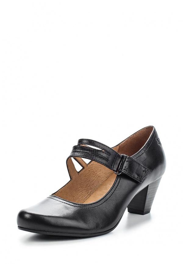 Туфли Caprice 9-9-24400-24-001 чёрные