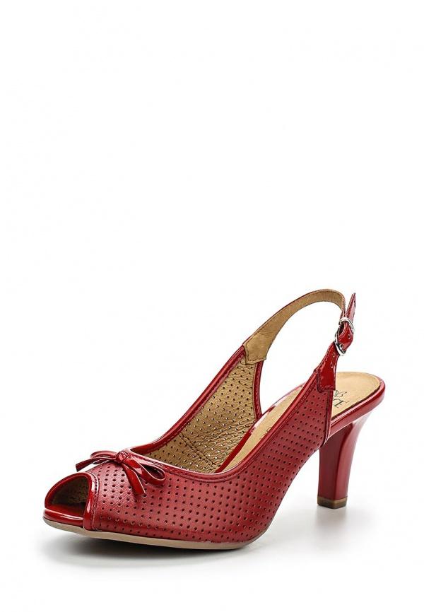 Босоножки Caprice 9-9-28301-24-500 красные