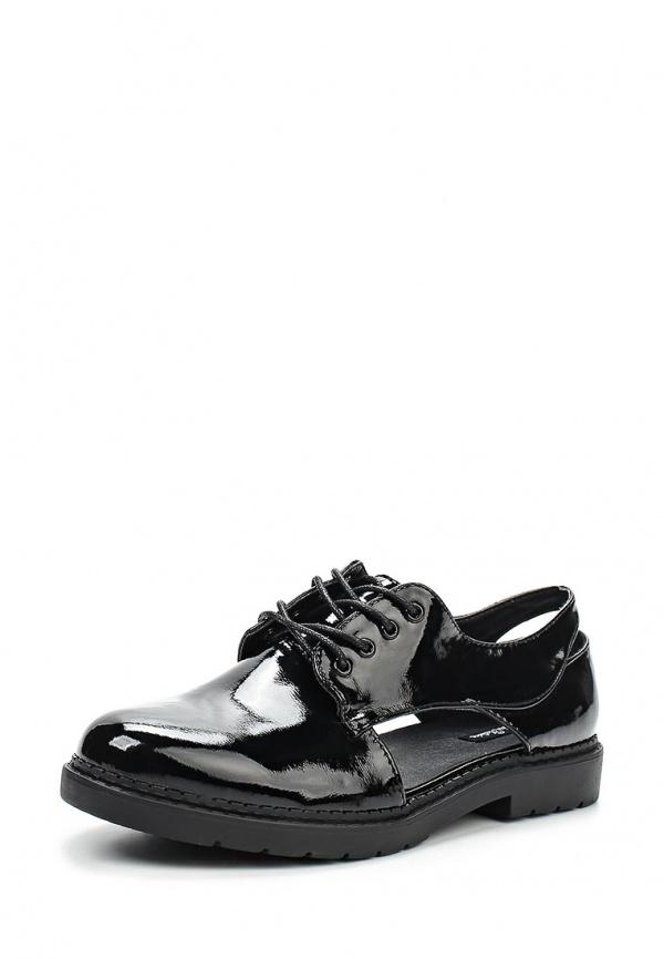 Ботинки Kira Plastinina 17-28-18340-AC чёрные
