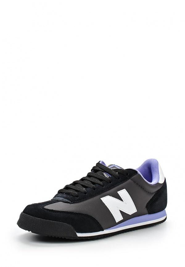 Кроссовки New Balance WL360SNK чёрные