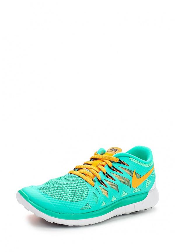 Кроссовки Nike 642199-302 бирюзовые