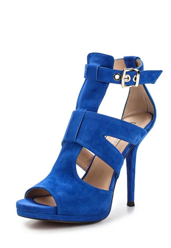 Босоножки Pura Lopez ZAAF422 синие