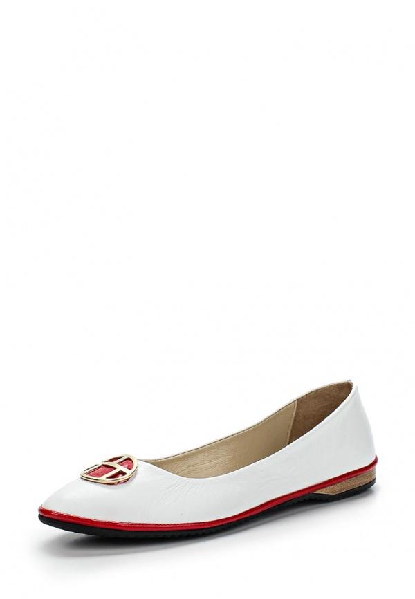 Балетки Grand Style C366-271 белые