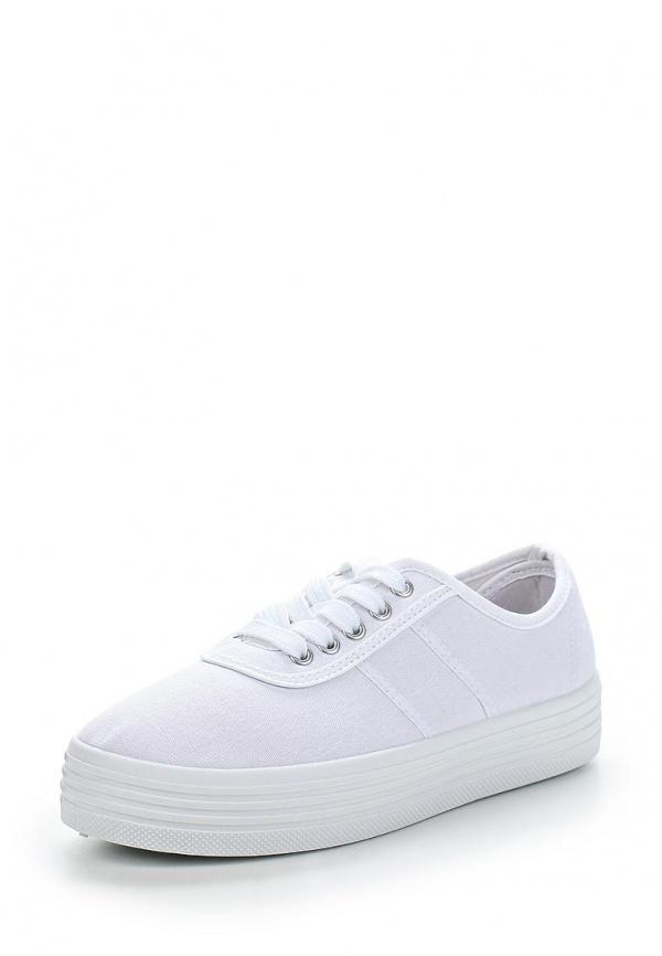 Кеды Ideal LZ9805 белые