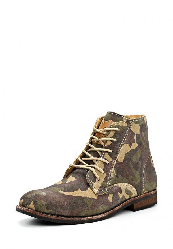 Ботинки Jack Porter Jack TW6107-03M хаки