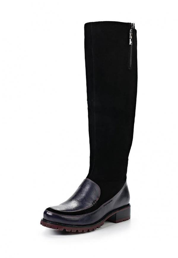 Сапоги Tacco 6-2796-170V-4S синие, чёрные