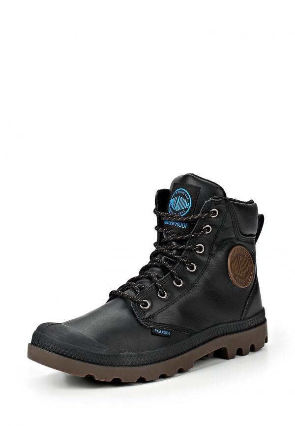 Ботинки Palladium 72991 чёрные