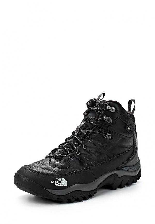 Ботинки трекинговые North Face T0CCR5ZU5 чёрные