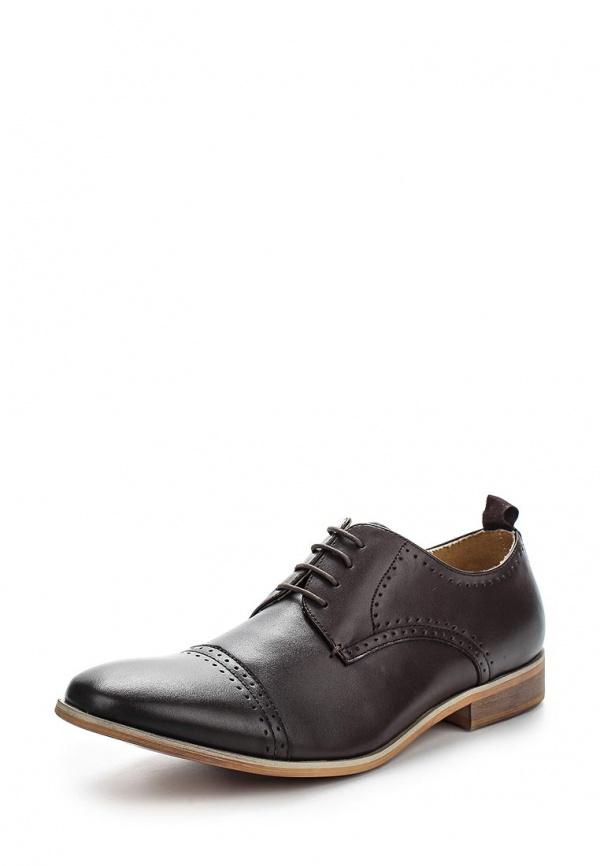 Туфли McCrain SS15MCS175 коричневые