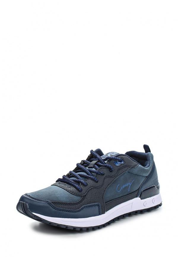 Кроссовки Crosby 257013/01-02-M синие