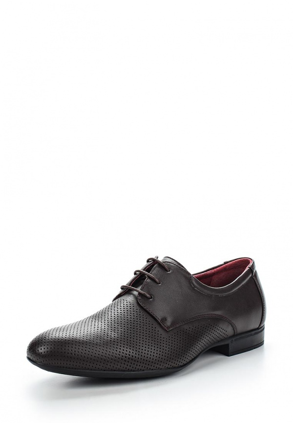 Туфли Tesoro 157100/04-02 коричневые