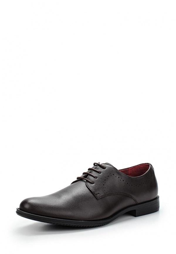 Туфли Tesoro 157092/02-02 коричневые