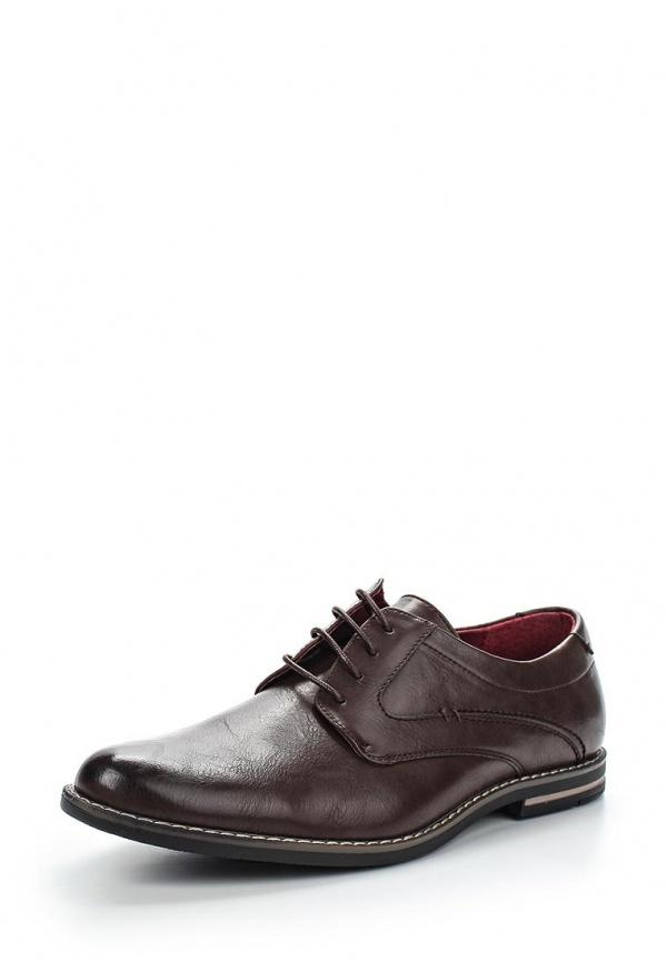 Туфли Tesoro 157124/01-02 коричневые