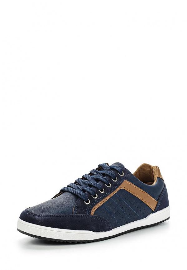Кеды Ideal W2256 коричневые, синие