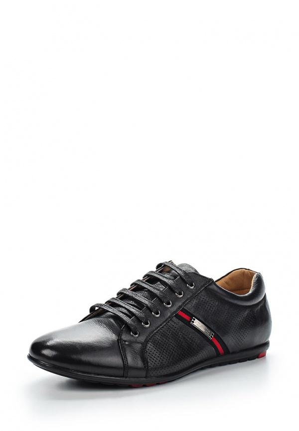 Кроссовки Quattrocomforto 73-27MV-019KK чёрные