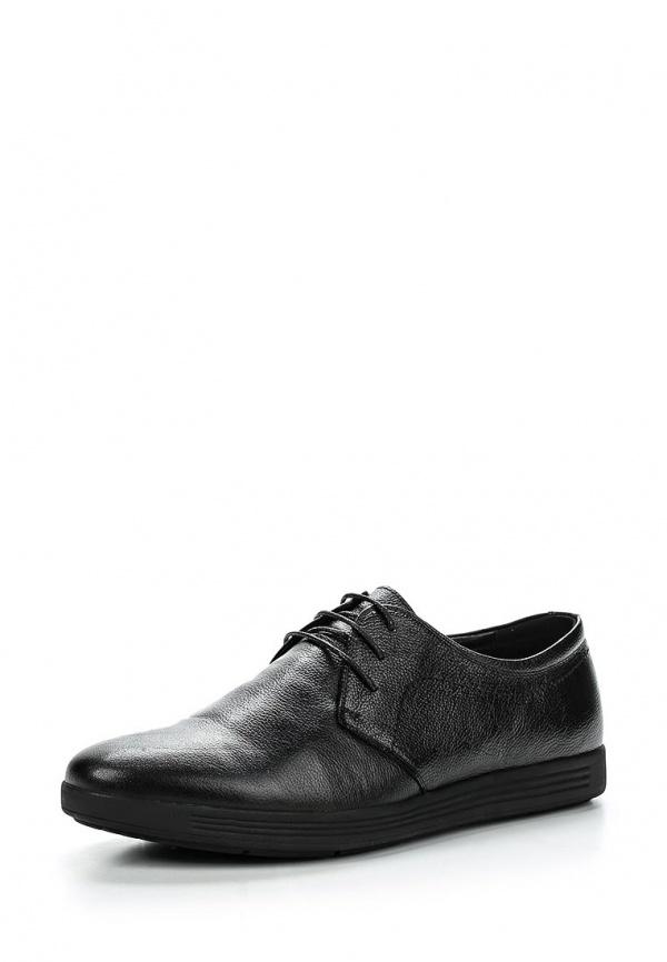Туфли Quattrocomforto 140-27MK-023KK чёрные