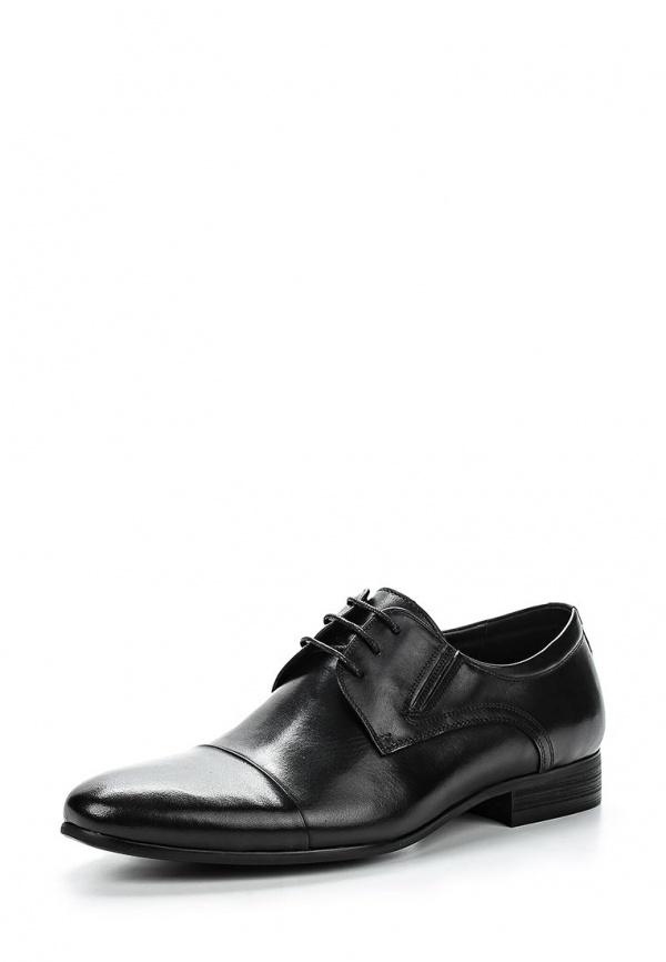 Туфли Zenden 140-27MK-026KK чёрные