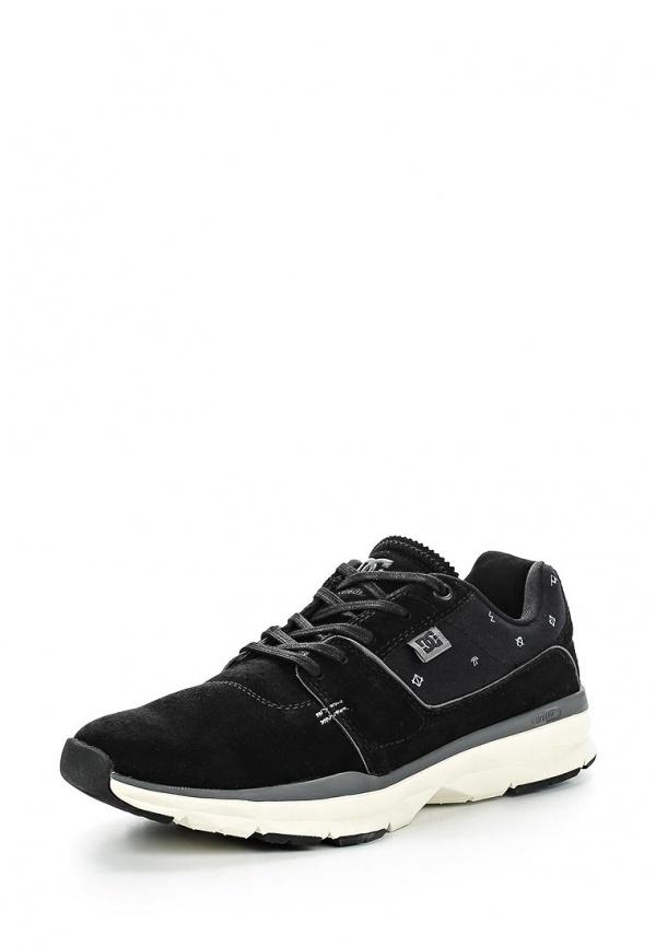 Кроссовки DC Shoes ADYS100113 чёрные
