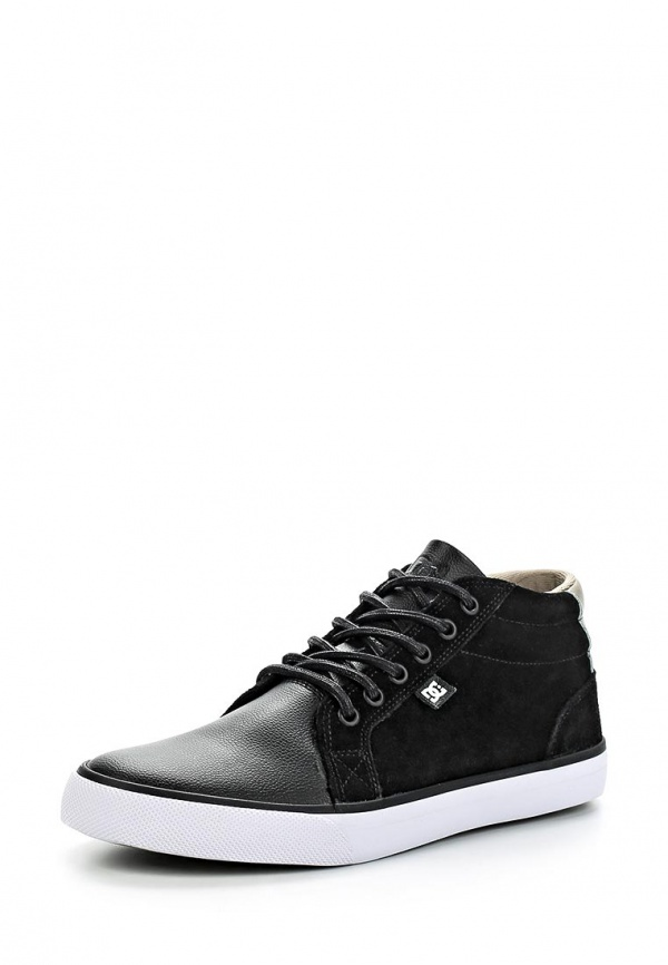 Кеды DC Shoes ADYS300074 чёрные