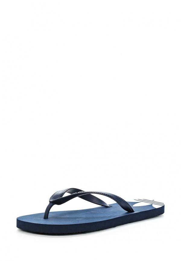 Сланцы adidas Originals M19435 синие