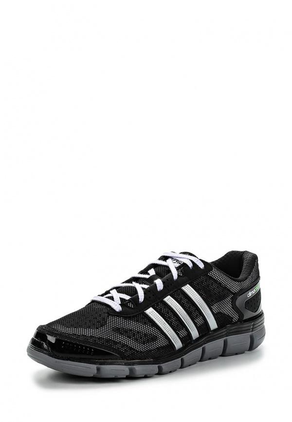 Кроссовки adidas Performance B33801 чёрные