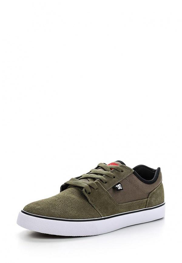Кеды DC Shoes D0302890 хаки