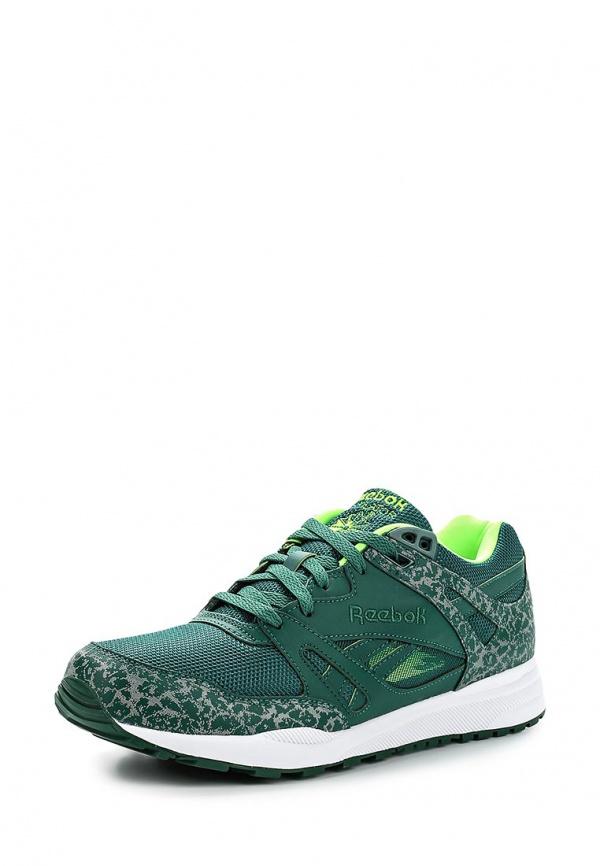 Кроссовки Reebok Classics M46206 зеленые