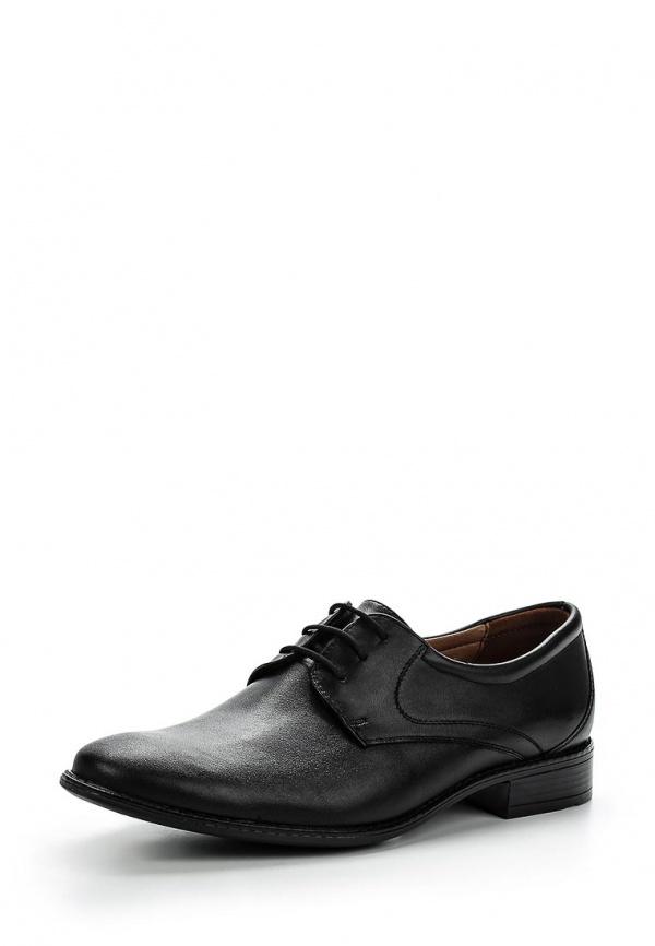 Туфли Salamander 25150 чёрные