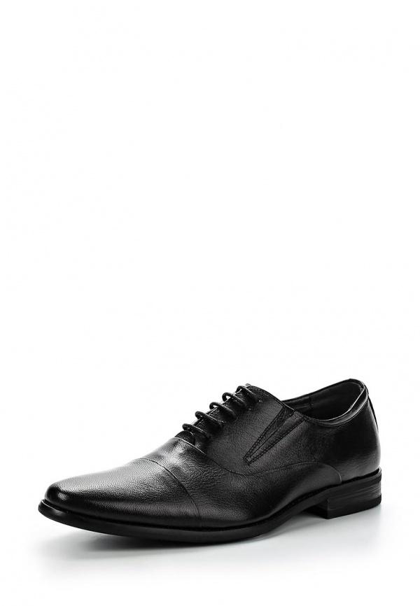 Туфли Zenden 60-27MK-001KK чёрные