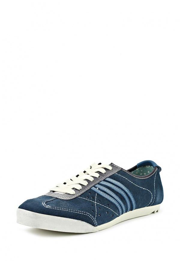 Кеды Wrangler WM121930 синие