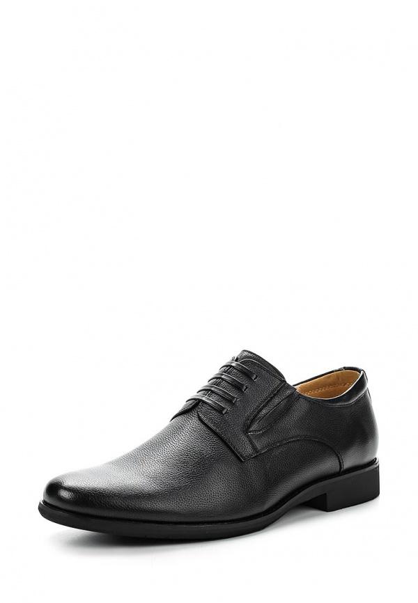 Туфли Zenden 60-27MK-003KK чёрные