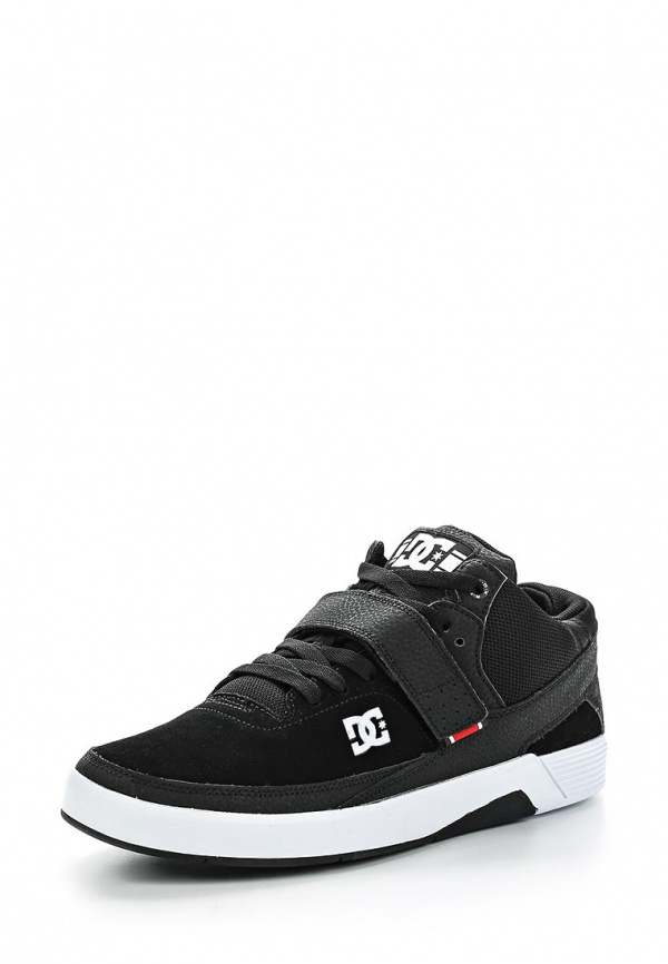 Кеды DC Shoes ADYS100125 чёрные