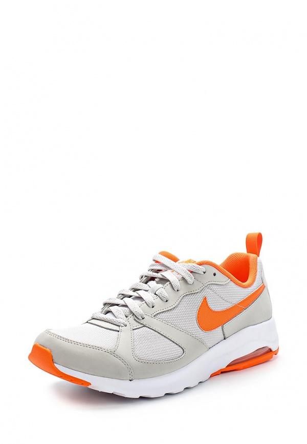 Кроссовки Nike 652981-060 оранжевые, серые