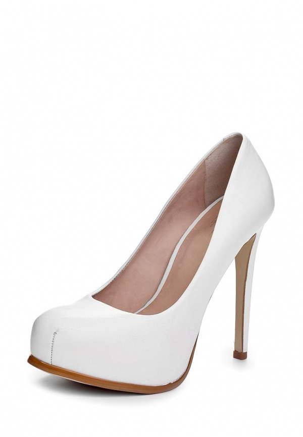 Туфли Capriccio 14991 белые