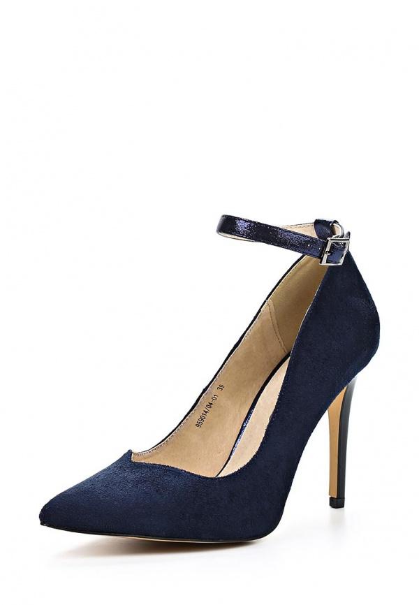Туфли J&Elisabeth 959014/04-01 синие