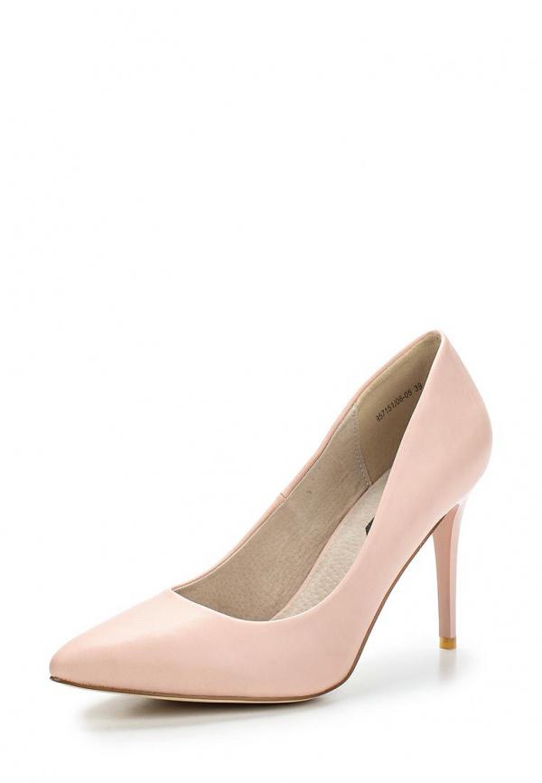 Туфли J&Elisabeth 957151/06-05 розовые