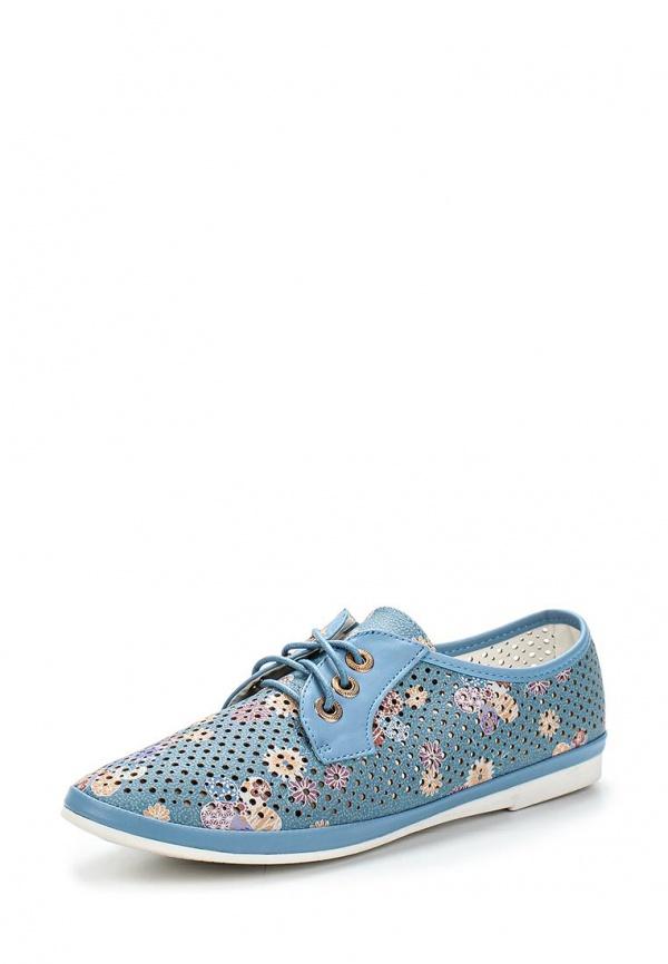 Ботинки Betsy 957714/01-02 синие