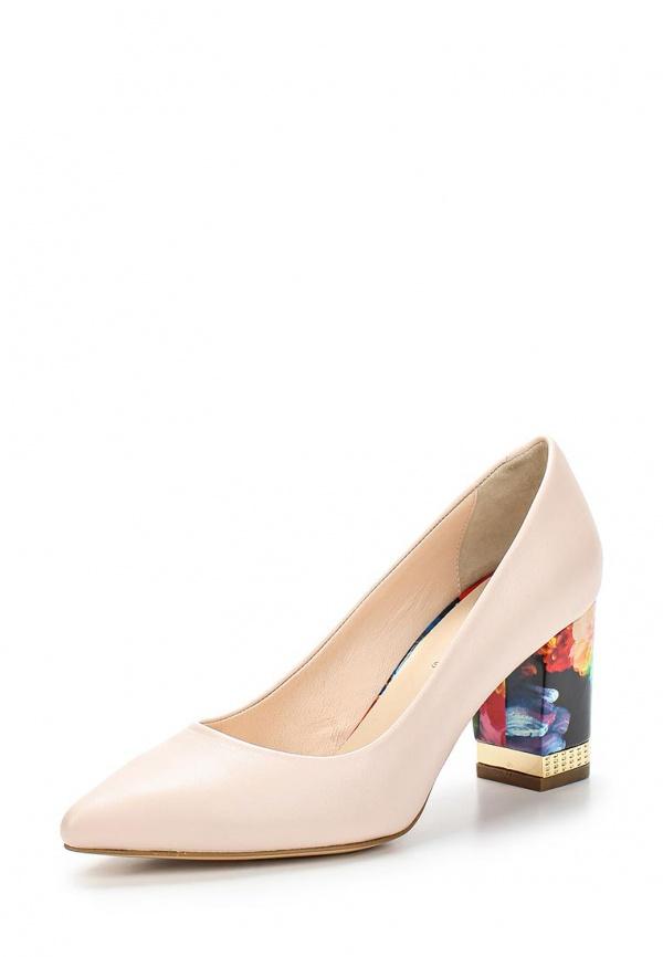 Туфли Grand Style 105-28-245 розовые