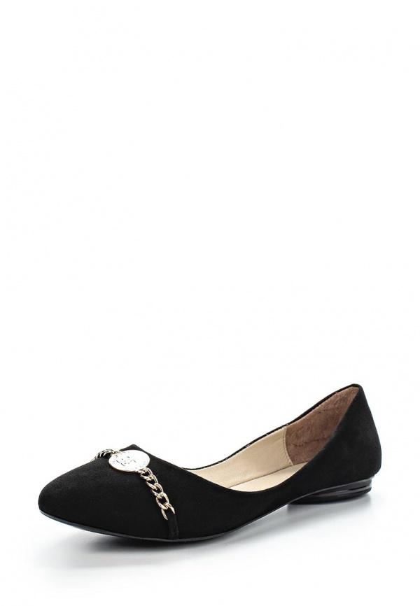 Балетки Grand Style C342-010 чёрные