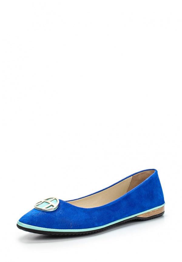 Балетки Grand Style C366-131 синие