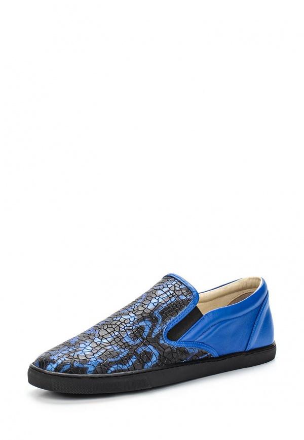 Слипоны Grand Style C367-135-133 синие