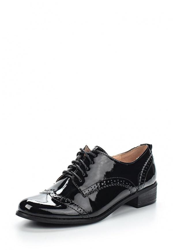 Ботинки Ideal YS8709 чёрные