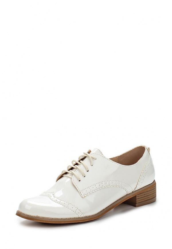 Ботинки Ideal YS8709 белые
