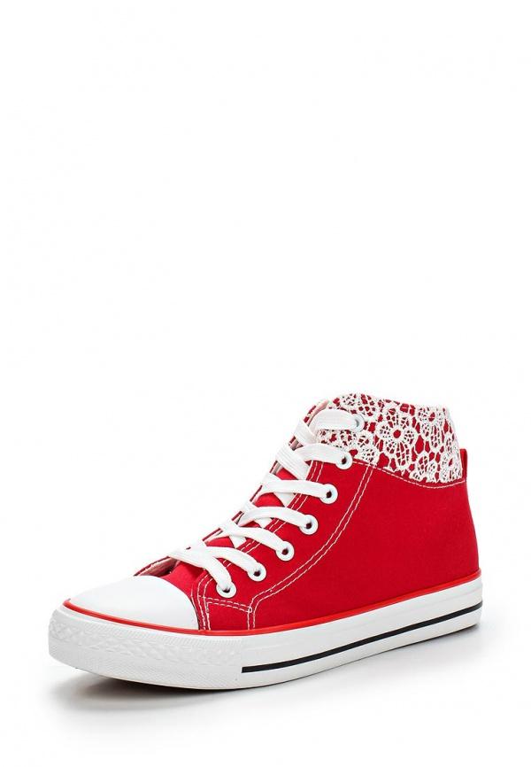 Кеды Ideal C9373 красные