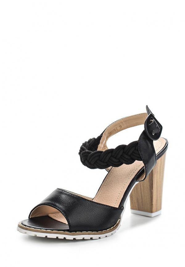 Босоножки Item Black AA2176-1 чёрные