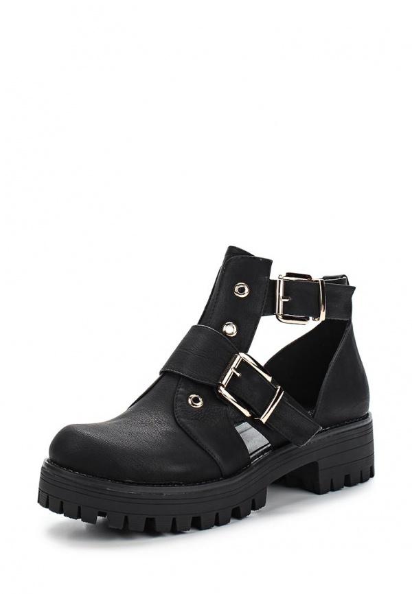 Кроссовки Item Black ST6-A0170 чёрные