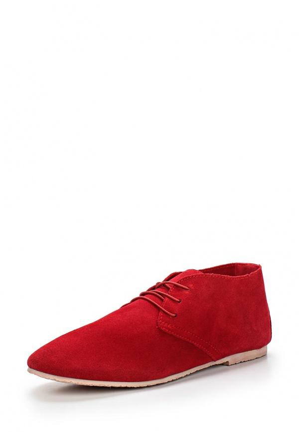 Ботинки Keddo 857269/01-02W красные