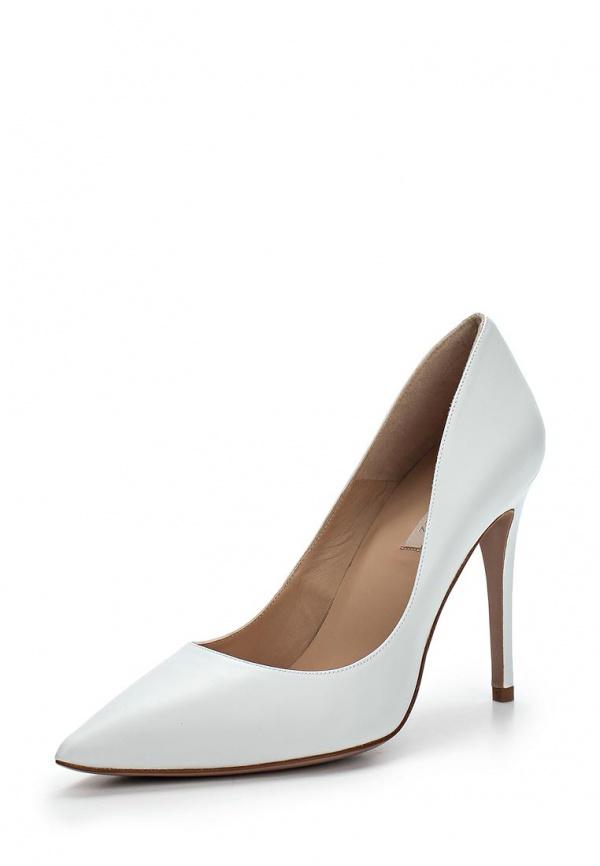 Туфли Pura Lopez ZAAF163 белые